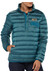 Patagonia W's Down Snap-T Pullover Underwater Blue